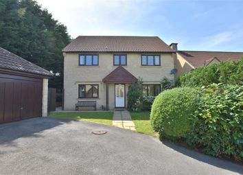 Thumbnail 4 bedroom detached house for sale in The Chestertons, Bathampton, Bath, Somerset