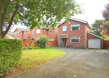 Thumbnail 3 bed detached house to rent in Fairhaven, 12 Stubbs Lane, Lostock Gralam, Northwich, Cheshire