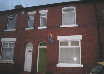 Thumbnail 2 bedroom terraced house to rent in Halstead Avenue, Salford, Salford