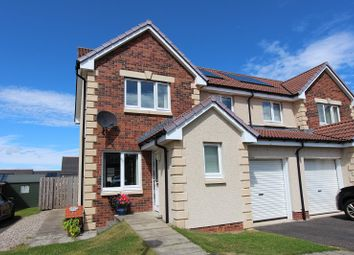 Thumbnail 3 bedroom semi-detached house for sale in 131 Holm Farm Road, Culduthel, Inverness