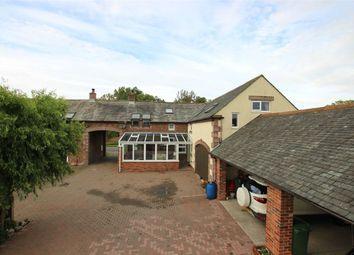 Thumbnail 4 bed detached house for sale in Oak Barn, Far Long Park, Long Park, Carlisle, Cumbria