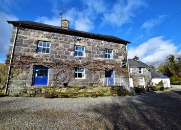 Thumbnail 9 bed property for sale in Llanfor, Bala