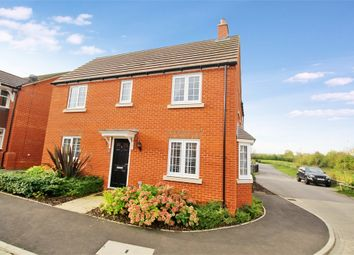 Thumbnail 4 bed detached house for sale in Harris Close, Newton Leys, Milton Keynes, Buckinghamshire