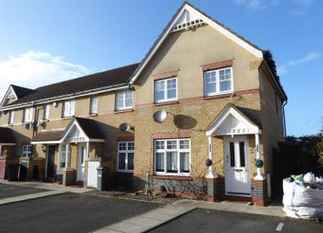 Thumbnail 3 bed end terrace house for sale in Garrison Close, Hounslow