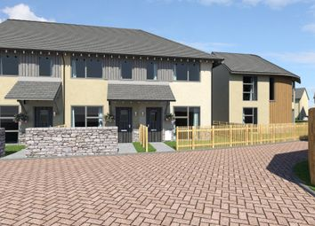 Thumbnail 2 bed terraced house for sale in Plot 28, Yarners Mill, Dartington, Devon