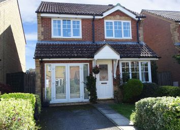 Thumbnail 3 bed detached house for sale in Elmfield Close, Woodfalls, Salisbury