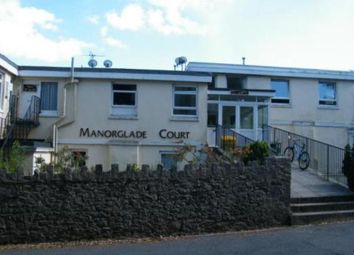 Thumbnail 1 bedroom flat to rent in Higher Warberry Road, Torquay