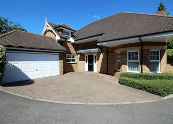 Thumbnail 4 bed detached house for sale in Scholars Close, Barnet