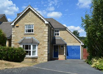 Thumbnail 4 bed detached house for sale in Grimescar Meadows, Birkby, Huddersfield