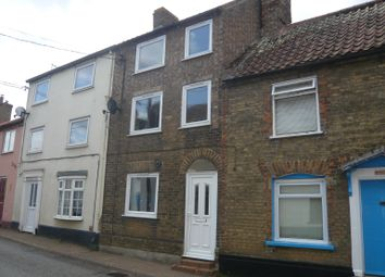 Thumbnail 3 bed detached house to rent in High Street, Hilgay, Downham Market