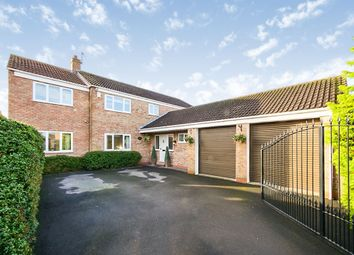 Thumbnail 4 bedroom detached house for sale in North Lane, Haxby, York