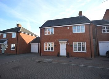 Thumbnail 4 bed detached house for sale in Shoemakers Close, Earls Barton, Northampton