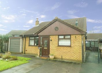Thumbnail 2 bedroom detached bungalow for sale in Charlock Avenue, Westhoughton, Bolton, Lancashire