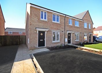 Thumbnail 2 bed end terrace house for sale in Westminster Way, Bridgwater