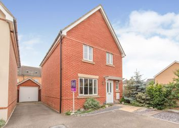 Thumbnail 3 bed detached house for sale in Juniper Close, Minster On Sea, Sheerness