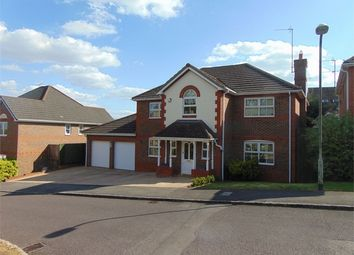 Thumbnail 4 bed detached house for sale in Wilsford Close, Lower Earley, Reading, Berkshire