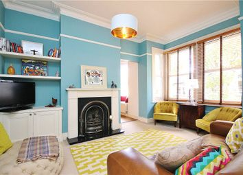 Thumbnail 3 bed flat for sale in Amerland Road, Wandsworth, London