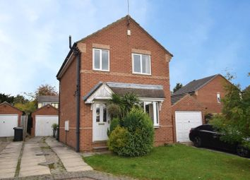 Thumbnail 3 bed detached house for sale in Woodside Mews, Meanwood, Leeds, West Yorkshire