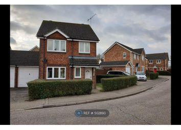 Thumbnail 3 bedroom detached house to rent in The Mead, Dunmow