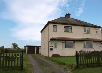 Thumbnail 2 bed semi-detached house for sale in Walla Crag, Southwaite Road, Low Hesket, Carlisle