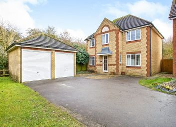 Thumbnail 4 bedroom detached house to rent in Beech Avenue, Doddington, March
