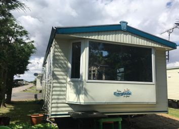 Thumbnail 3 bed mobile/park home for sale in Essex, Essex