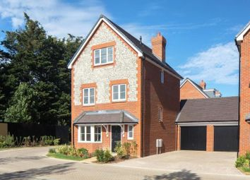 Thumbnail 4 bed detached house for sale in Cresswell Park, Roundstone Lane, Angmering