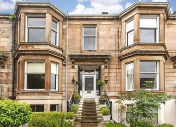 Thumbnail 2 bed flat for sale in Garden Flat, Queen Square, Strathbungo, Glasgow