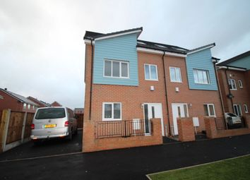 Thumbnail 4 bed semi-detached house to rent in Sandal Street, Manchester