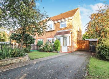 3 bed semi-detached house for sale in Castleshaw Drive, Littleover, Derby DE23