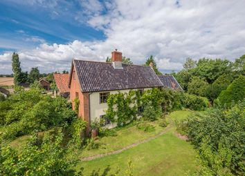 Thumbnail 5 bedroom farmhouse for sale in Westhall, Halesworth