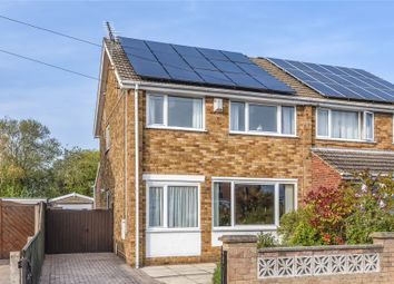 Thumbnail 3 bed semi-detached house for sale in Yarrow Road, Grimsby