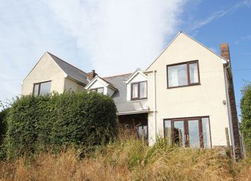 Thumbnail 4 bed detached house for sale in Lon Yr Eglwys, St Brides Major, Bridgend