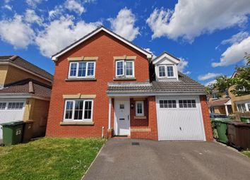 Thumbnail 5 bed detached house to rent in Pwll Yr Allt, Tir-Y-Berth, Hengoed