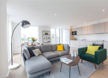 Thumbnail 3 bed flat for sale in Canterbury Road, London