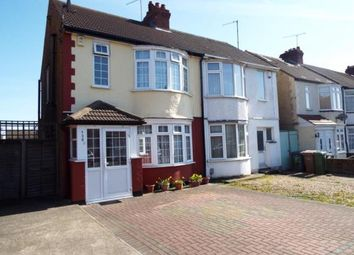 Thumbnail 3 bedroom semi-detached house for sale in Beechwood Road, Luton, Bedfordshire