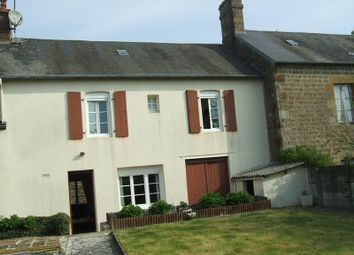 Thumbnail 3 bed terraced house for sale in St Mars D'egrenne, Orne, Lower Normandy, France