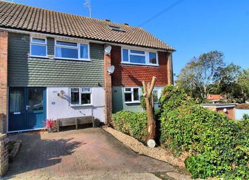 Seafield Close, Seaford, East Sussex BN25. 3 bed terraced house