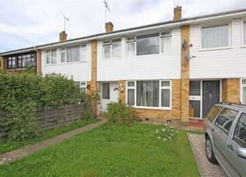 Thumbnail 3 bed terraced house to rent in Little Hays, Leigh On Sea, Essex