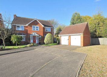 Thumbnail 5 bed detached house for sale in Centenary Way, Brampton, Huntingdon, Cambridgeshire
