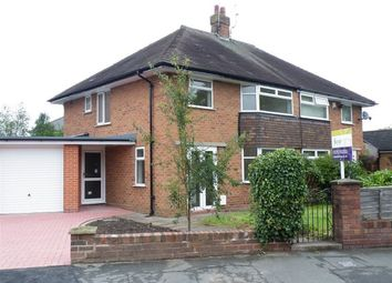 Thumbnail 3 bed detached house to rent in Gerard Drive, Nantwich