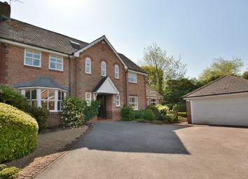 Thumbnail 6 bed property for sale in 25 Wigton Park Close, Alwoodley, Leeds