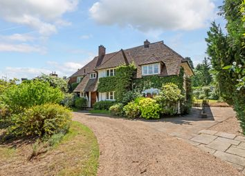 Thumbnail 5 bed detached house to rent in White Lodge, Claremont Park Road, Esher