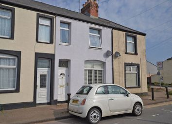 Thumbnail 2 bed terraced house for sale in Stylishly Improved House, Albany Street, Newport