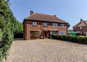Thumbnail 3 bed semi-detached house for sale in West View, Dereham
