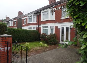 Thumbnail 3 bed semi-detached house to rent in College Road, Cardiff