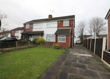 Thumbnail 3 bed semi-detached house for sale in Ennerdale Road, Partington, Manchester