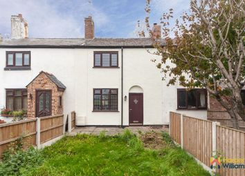 Thumbnail 2 bed cottage for sale in Warrington Road, Leigh End, Glazebury, Warrington