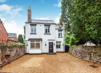 Thumbnail 3 bed detached house for sale in Wellington Road, Newport, Shropshire