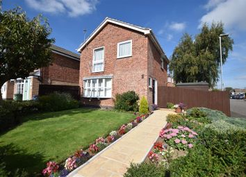 Thumbnail 3 bed detached house for sale in Old Way, Hathern, Loughborough